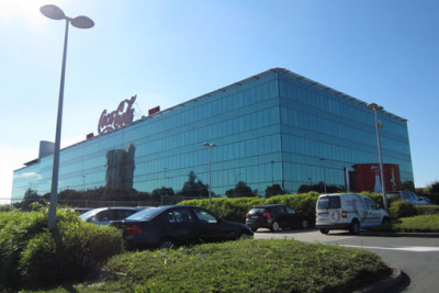 Coca Cola Headquarters, Brussels